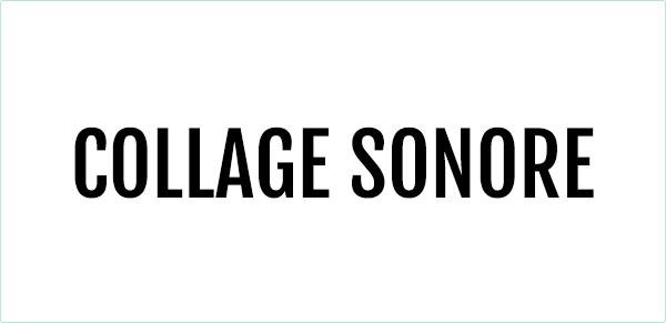 Sound Collage SP